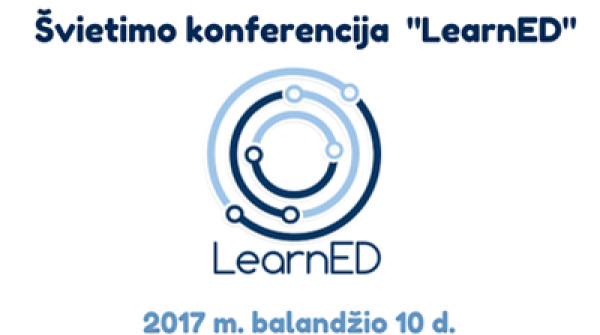 svietimo konferencija learned